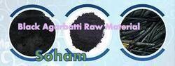Black Agarbatti Raw Material