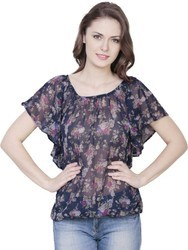 Printed Tops for Girls