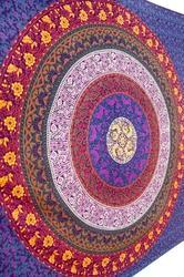Indian Tapestry Bedspreads New Twin Indian Mandala Tapestry