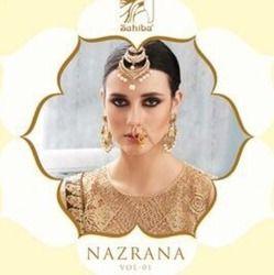 Sahiba Nazrana Saree