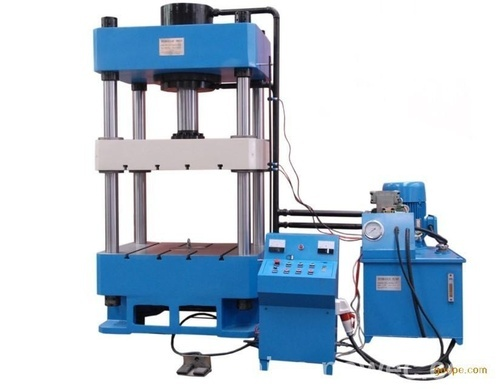 Hydraulic Press - Fix Frame Hydraulic Press Manufacturer from Ahmedabad
