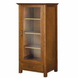 wooden designer bookshelf