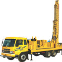 Automatic Borewell Drilling Machine