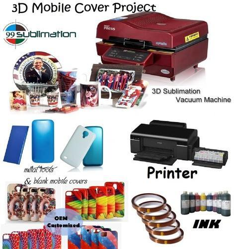 Best Printer With Cheap Ink >> Sublimation T Shirt Printing Machines - Mobile Cover Printing Machine For Ecommerce Business ...