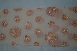 zari embroidery fabric