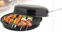 Kawachi Enamel Coating BBQ Gas Grill Pan
