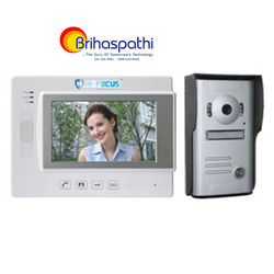 Video Door Phones(HF-SNP-7)  sc 1 st  Brihaspathi Technologies Private Limited & Multi Apartment Video Door Phone - Video Door Phones(HF-SNP-7 ...