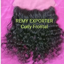 Curly Frontal