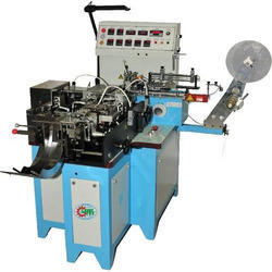 Automatic Garment Label Cutting and Folding Machinery