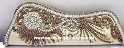 New Design Zari Embroidery Clutch Purse
