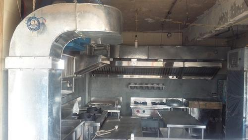 Kitchen Fume Extraction System   Axial Flow Fans Manufacturer From Mumbai