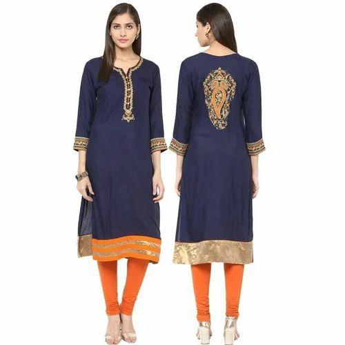 Designer Cotton Kurta