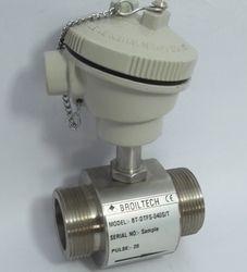 Pulse Output Turbine Flow Sensor