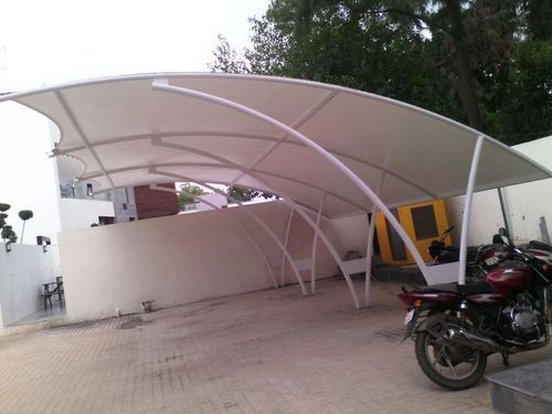 Car Parking Tensile Structures