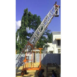 Various Degree Tower Extension Ladder