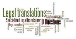 Legal/ Technical Translation Services