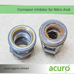 Corrosion Inhibitor for Nitric Acid