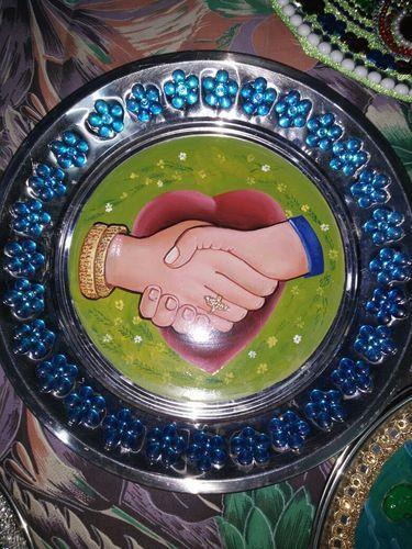 Aarthi Plates For Wedding & Pooja Plate Service Provider from Chennai