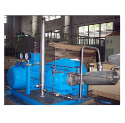 Liquid Oxygen Pump