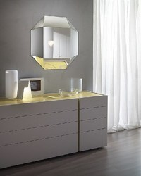 Diamante Italian Mirror
