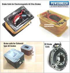Brake Coils for Electromagnetic Hoist Brakes
