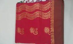 Designer Saree Kalyani Cotton