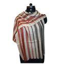 Merino Wool Self Weave Scarves
