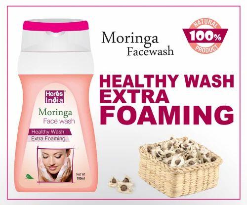 green gift moringa shampoo