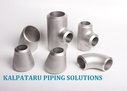 Inconel BW Fittings