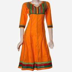 Girls Party Wear Kurti