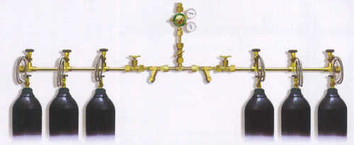 Gas Cylinder Manifold System Gas Manifold Wholesale