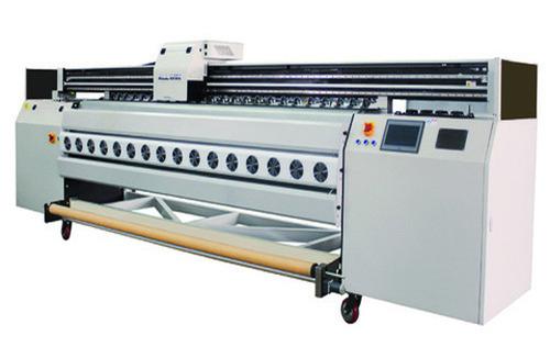 Flex Banner Printing Machine km 1024 42 PL
