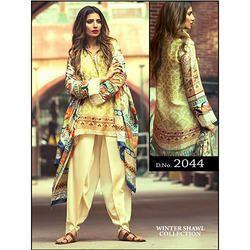 Pure Pashmina Suit