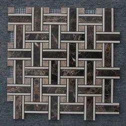 Strip Stone Mosaic
