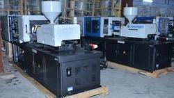 New Plastic Injection Molding Machine 110 Ton