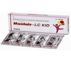Montair LC Kid - (4 2.5mg)