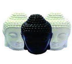 Aromablendz Ceramic Buddha Diffuser 7 Inch