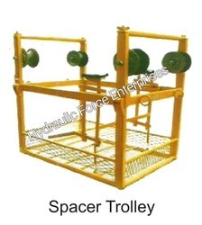 Spacer Trolley for Twin Conductor