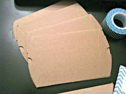 Custom Made Recycled Kraft Paper Pillow Boxes