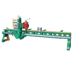 Granite Straight And Curve Edge Grinding Machine