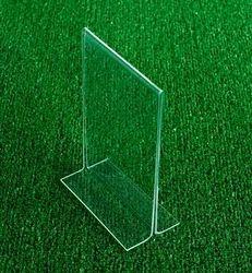 Acrylic Menu Display Stand