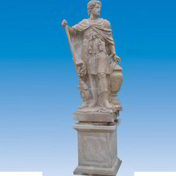 Indian Stone Figures Marble