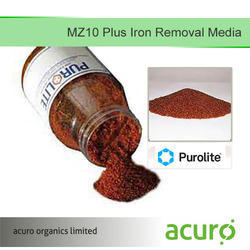 MZ10 Plus Iron Removal Media