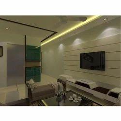 Residential Interior Designing Services Modern Bedroom Designing