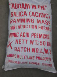 Acidic Ramming Mass
