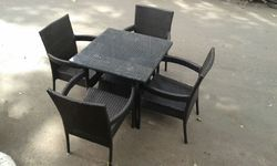 Synthetic Garden Furniture