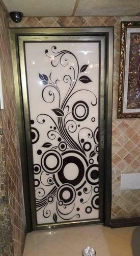 Decorative Glass Designer Glass Wall Manufacturer From Hyderabad Magnificent Decorative Glass Designs