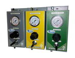 Gas Distibution and Control Panel