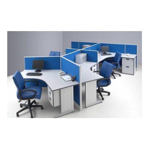 Superbe Modular Office Setup