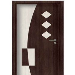 Laminated door wooden lamination door manufacturer from for Plywood door design